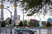 محدودیت های ترافیکی مراسم تحویل سال مشهد اعلام شد