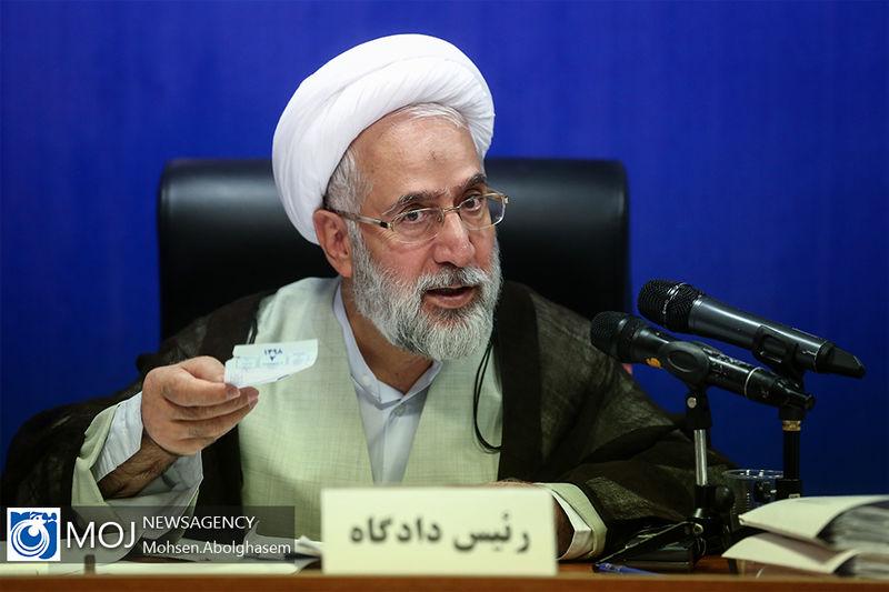 بازداشت مرتضی فلاح اشتری بعد از جلسه دادگاه