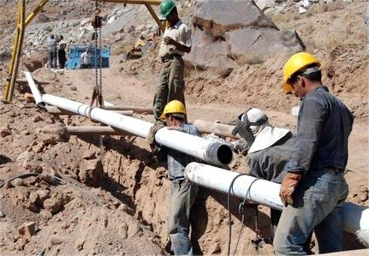 آغاز عملیات اجرایی خط دوم گازرسانی شمال کشور