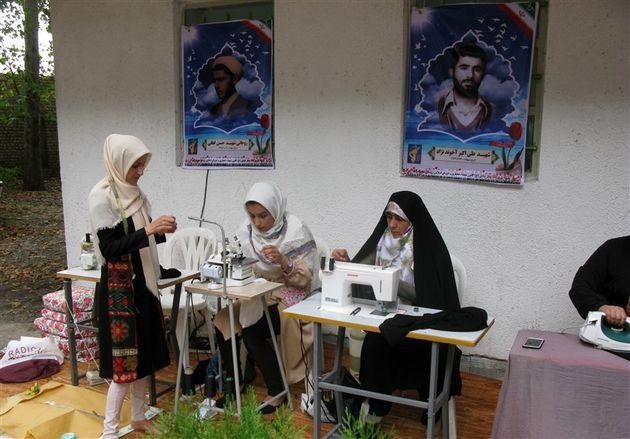 جشنواره توسعه فرهنگ و توانمندسازی روستائیان شهرستان گرگان برگزار شد