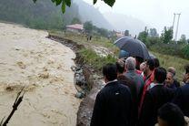 امدادرسانی به مناطق سیل زده با جدیت در حال انجام است/ میزان خسارتهای وارده در حال بررسی است