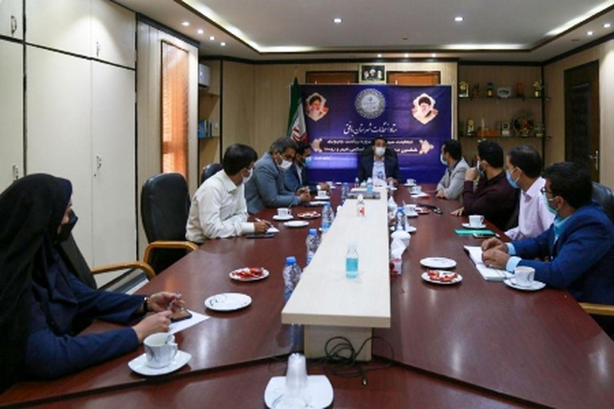 آموزش اعضای شعب اخذ رای شهرستان بافق از 17 خرداد ماه