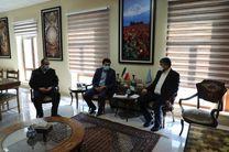 تقویت همکاری با دستگاه قضایی برای مقابله با حفاران و قاچاقچیان آثار تاریخی در اردبیل