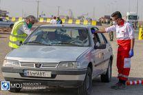 غربالگری بیش از  ۲۸۷ هزار نفر در خروجی های استان اصفهان / ارجاع 865 نفر به مراکز درمانی