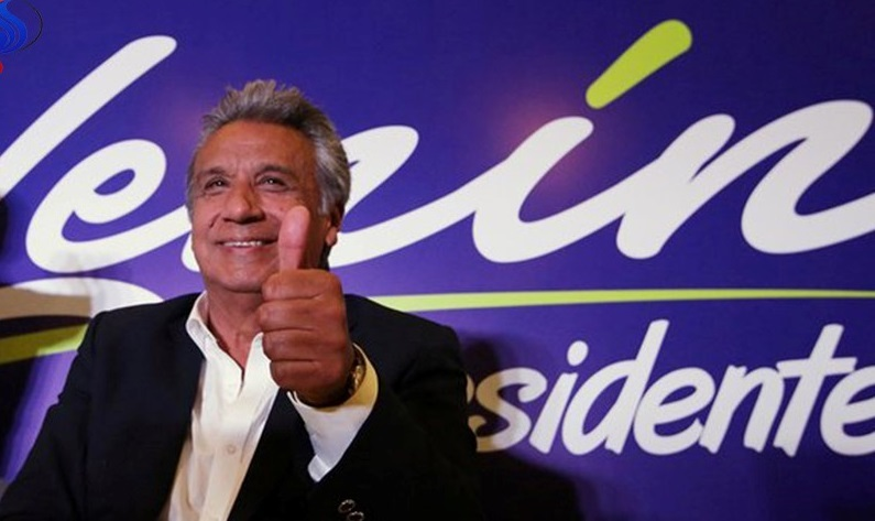 پیشتازی حزب حاکم اکوادور در انتخابات ریاست جمهوری