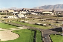 افتتاح ایستگاه راه آهن «ریز» و اتصال مجتمع فولاد سبا به شبکۀ ریلی کشور و فاز سوم آزادراه کنارگذر غربی اصفهان
