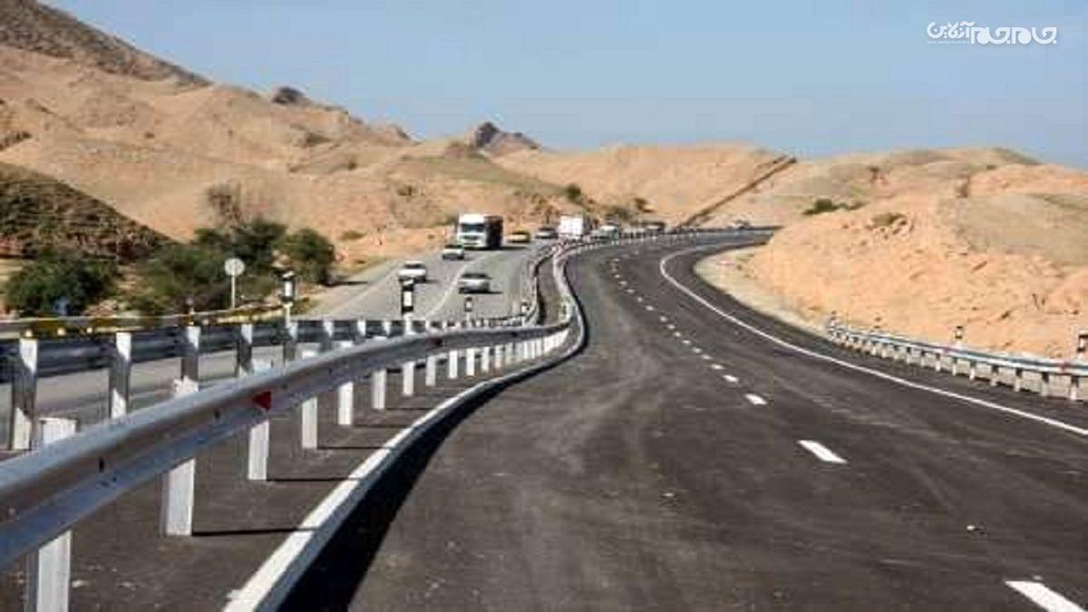 30 کیلومتر از جاده های شمال استان اردبیل چهار خطه می شود