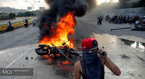 ادامه آشوب ها در ونزوئلا