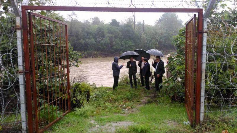 اجرای طرح ضربتی پیشگیری از مشکلات آب گرفتگی نقاط بحرانی آستارا