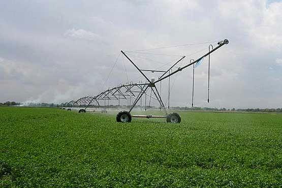 اختصاص 3500 هزار میلیارد تومان به سیستم آبیاری نوین کشور در سال آینده