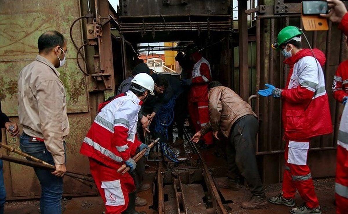 ۶ روز تلاش با پیدا شدن اجساد کارگران معدن پایان یافت/ تعطیل موقت معدن تا صدور رای دادگاه