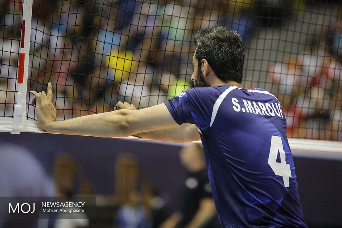 ترکیب تیم ملی والیبال ایران مقابل آلمان مشخص شد