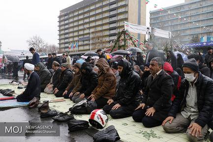 جشن چهلمین سال انقلاب در تهران (۱)