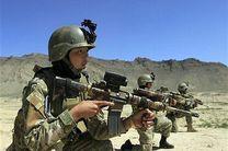 حملات ارتش افغانستان به مواضع داعش