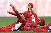 تیم ملی فوتبال بانوان ایران به سرزمین های اشغالی سفر نمی کند/ هیچ ایرانی حاضر به حضور در سرزمین های اشغالی نیست