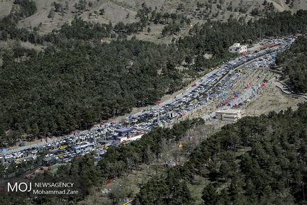 گشت هوایی جمعیت هلال احمر