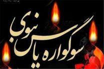 سوگواره یاس نبوی در 20 بقعه متبرکه در فلاورجان برگزار می شود