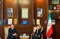 وزیر خارجه عمان با ظریف دیدار کرد