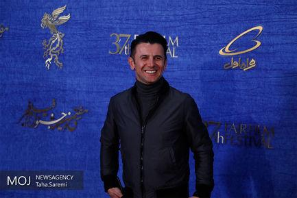 دومین روز سی و هفتمین جشنواره فیلم فجر/امین حیایی