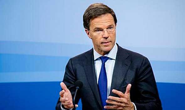 نخست وزیر هلند به مقامات ترکیه چه گفت