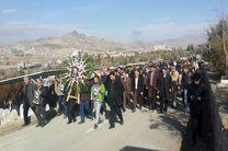 جلال بابازاده در قطعه هنرمندان بهشت محمدی به خاک سپرده شد