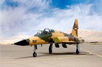 خط تولید جنگنده کوثر در شرکت هسا  در اصفهان افتتاح شد