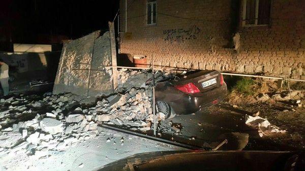 تاکنون 13 کشته و 60 مجروح از زلزله شب گذشته در ثلاث باباجانی بهجامانده است