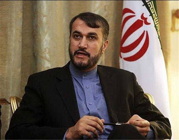 امیر عبداللهیان با رئیس دفتر حافظ منافع مصر در تهران دیدار کرد