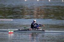 دریاچه شهربازی کرمانشاه بزرگترین مکان تمرین قایقرانان کرمانشاه است/شهرداری تدبیر لازم را انجام دهد