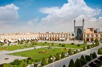 کیفیت هوای اصفهان سالم است / شاخص کیفی هوا 75