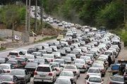 تردد بیش از ۱۰ میلیون خودرو در مازندران