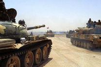 آمادگی ارتش سوریه برای حمله به حماه و ادلب