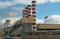 ثبت رکورد جدید تولید برق در واحدهای گازی نیروگاه بندرعباس