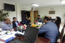 دیدار صمیمی معاون توسعه منابع انسانی با پرسنل ناحیه 6