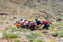 فوت کوهنورد 60 ساله بر اثر ایست قلبی در ارتفاعات شیرکوه