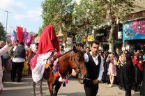 نخستین جشنواره گشه بری در شهرستان ماسال