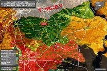 کردها 6 روستا در منبج را به ارتش سوریه تحویل دادند/ استقرار نیروهای آمریکایی در غرب شهر