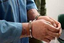 دستگیری باند سارقان حرفه ای سیم برق در کاشان / کشف 11 فقره سرقت