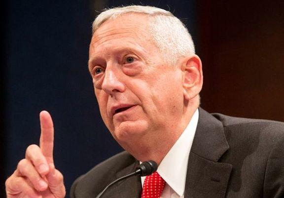 چه کسی جایگزین وزیر دفاع آمریکا می شود؟
