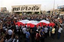 ادامه اعتراضات طرفداران «مقتدی صدر» علیه فساد و کمیته انتخابات