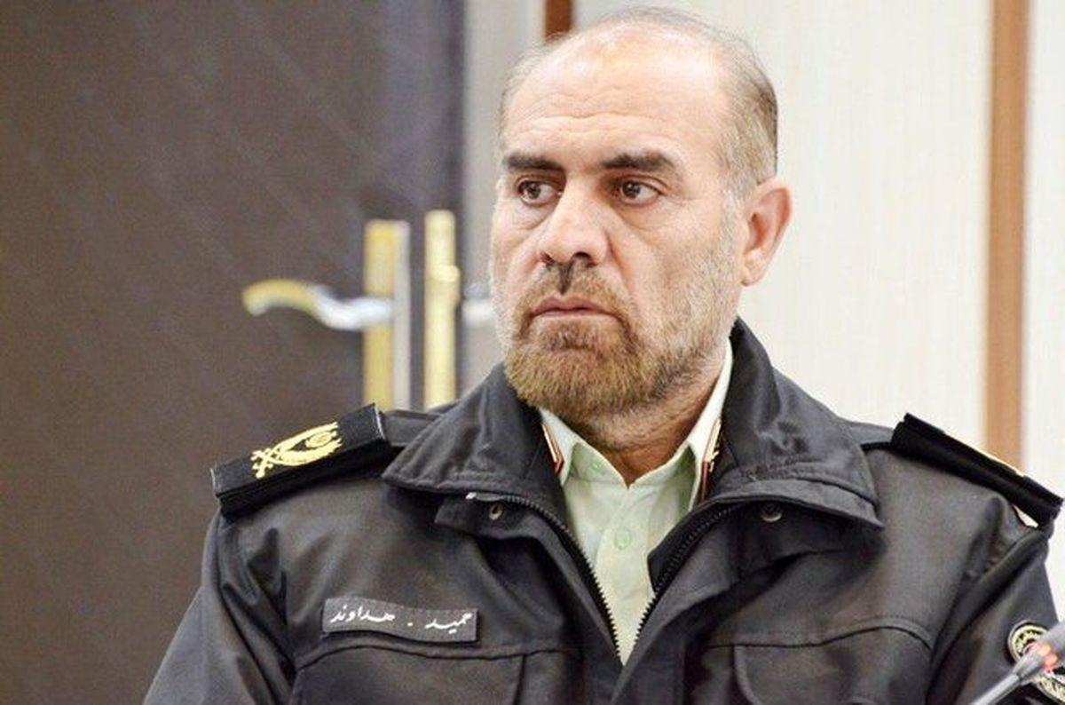 کشف انبارهای ۳۰۰ میلیاردی کالای قاچاق در جنوب تهران توسط ماموران پلیس