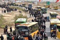 تخصیص 150 دستگاه اتوبوس در کرمانشاه برای جابجایی زوار اربعین