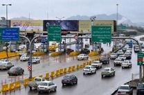 با توجه به تعطیلات پایانی سال، ترافیک نیمه سنگین در جاده های خراسان رضوی وجود دارد