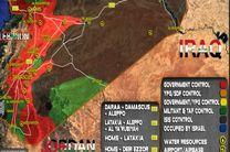 تصمیم اردن، آمریکا و انگلیس برای انجام عملیات نظامی در جنوب سوریه