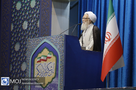 نماز جمعه تهران - ۱۱ بهمن ۱۳۹۸