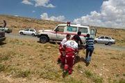 امدادرسانی هلال احمر به 1771 حادثه دیده در اصفهان