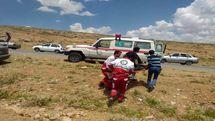 امدادرسانی هلال احمر به 104 حادثه دیده در اصفهان