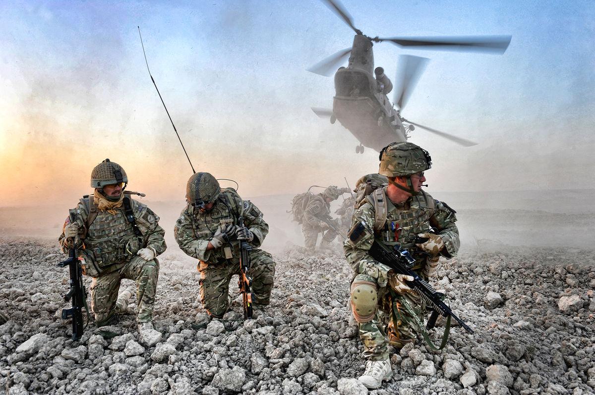 خروج نیروی های نظامی بلژیک از افغانستان