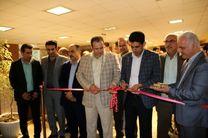 افتتاح نمایشگاه روزنامه های قدیمی در لاهیجان