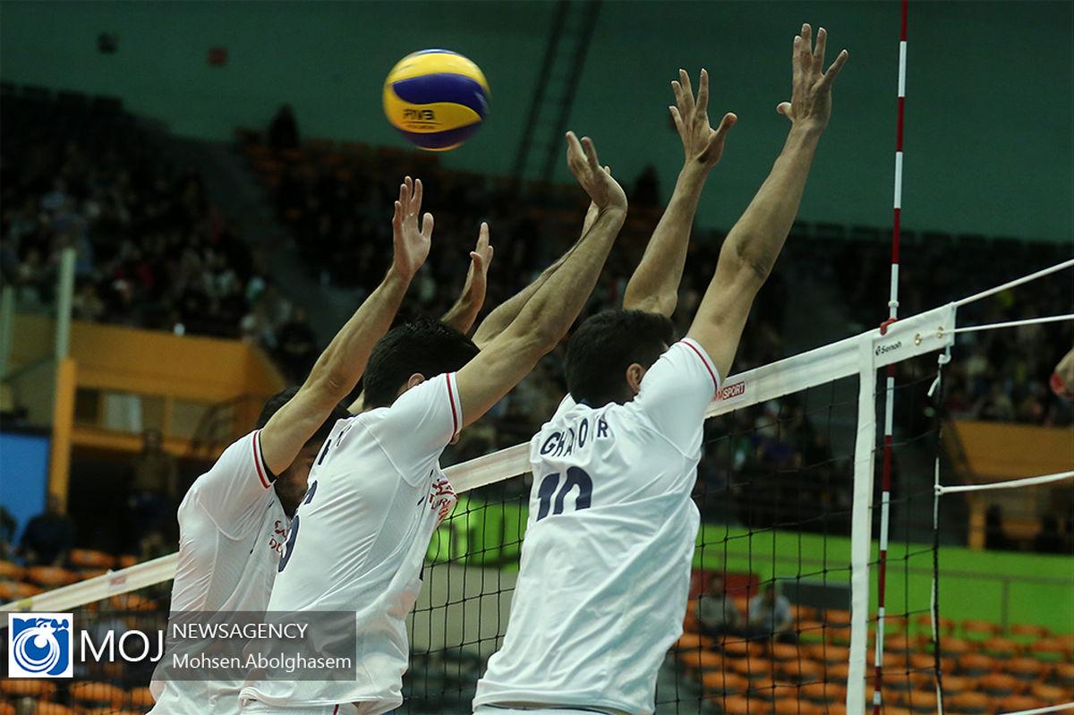 ساعت بازی والیبال بلغارستان و ایران مشخص شد